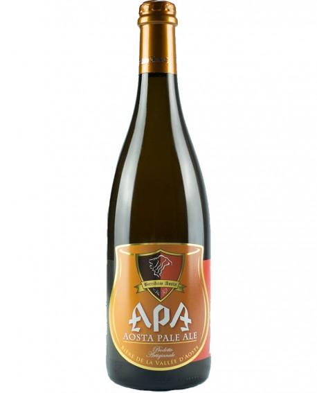 Birra Pale Ale Bionda APA 75 cl - Birrificio Aosta