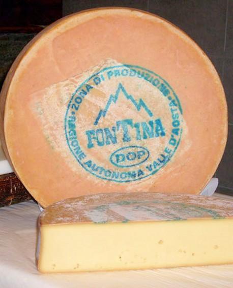 Fontina D.O.P. Porzionata 1/4   2 kg - Caseificio Artigiano Variney - Elisei Duclos