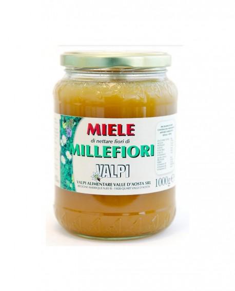 Miele millefiori italiano 1000 g - Valpi