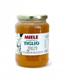 Miele tiglio italiano 1000 g - Valpi