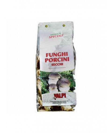 Funghi porcini secchi 80 g - Valpi