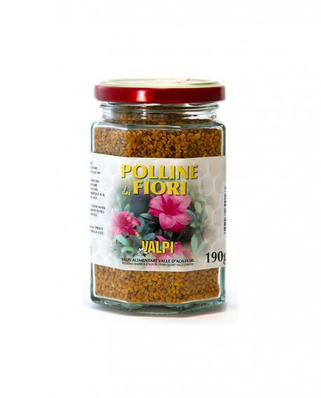 Polline dei fiori 190 g - Valpi