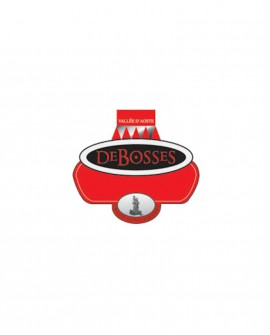 Lard Douce Trancio S.V. 400 g - stagionatura 30gg - De Bosses